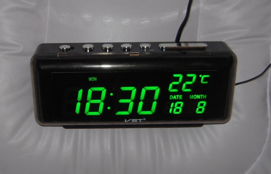 Электронные часы vst 762 инструкция